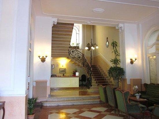 Hotel Excelsior Splendide : Come si presenta all'interno