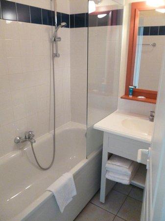 Apartamentos Pierre & Vacances L'Estran: salle de bains