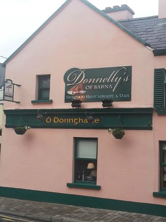 Donnellys of Barna: Excellent venue