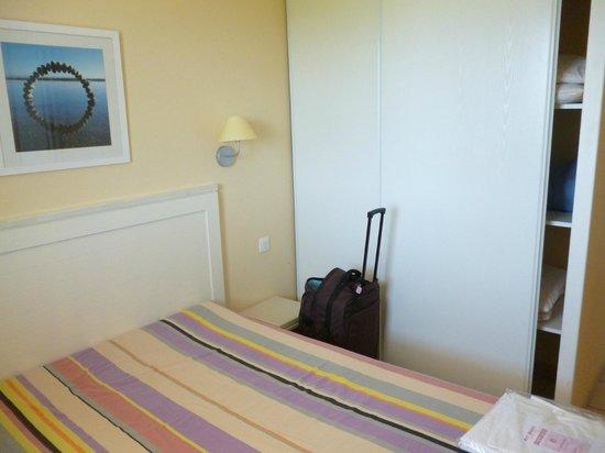 Apartamentos Pierre & Vacances L'Estran: Chambre 2 pers