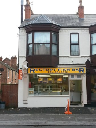 Rectory Fish Bar