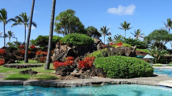 Kauai Beach Resort: heerlijk rustig