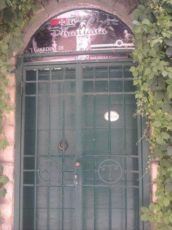 Villa Theresa Bed & Breakfast : Entrance