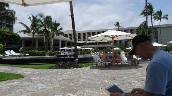 Kauai Beach Resort: wat een rust