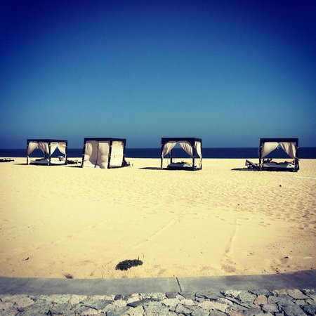 Pueblo Bonito Pacifica Golf & Spa Resort: Canopies on the beach!