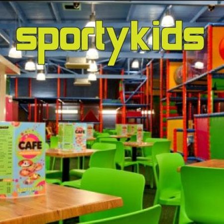Sportykids Softplay: Our diner