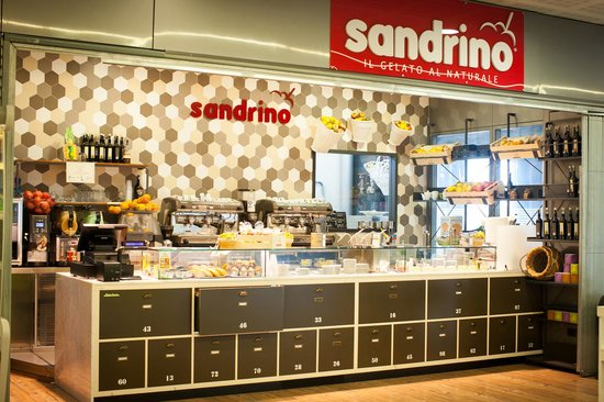 Gelateria Sandrino - Brindisi Aeroporto