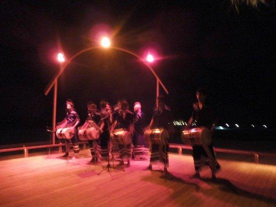 JA Manafaru : the night of the dance