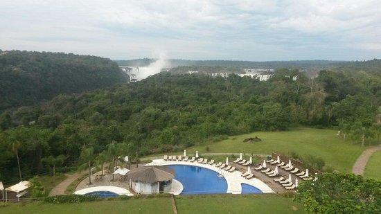 Meliá Iguazú: Terraza sheraton iguazu /may14