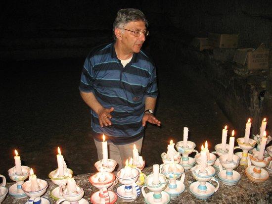 Centro Storico : Alberto la guida di Napoli Sotterranea