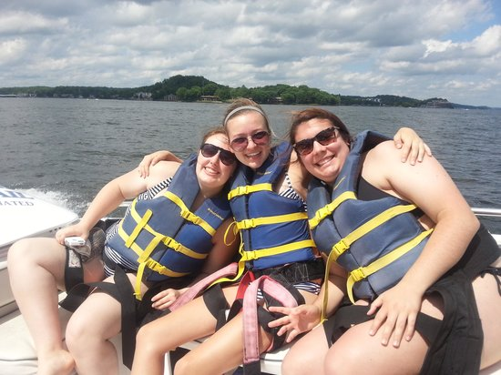 Paradise Parasail Inc.: Maddie, Chloe, and Claire