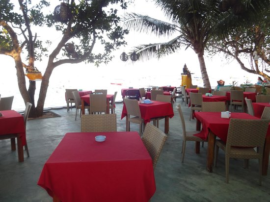 Sanur Beach: Local Restaurant