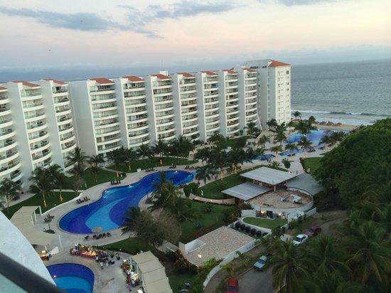 Dreams Villamagna Nuevo Vallarta : Concierge Level View