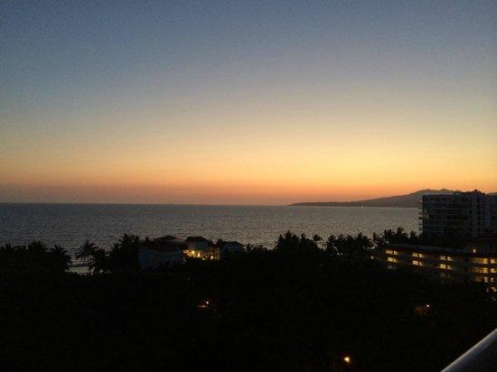 Dreams Villamagna Nuevo Vallarta : Beach Sunset