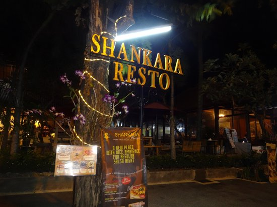 Sanur Beach: Shankara Resto - Amazing food must visit