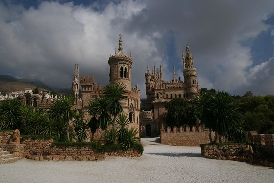 Castillo de Colomares: Zamek Colomares