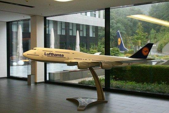 Lufthansa Seeheim : К взлёту готов!