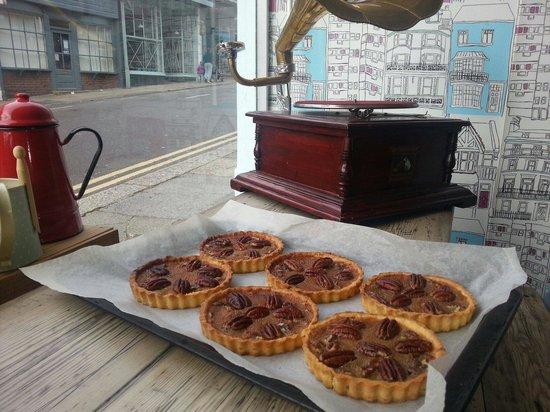 Radley's: Pecan pies (gluten free)