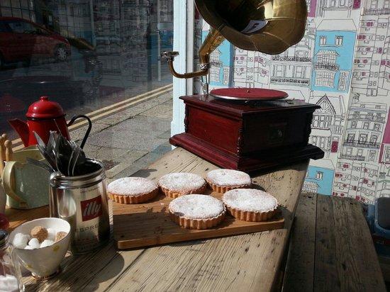 Radley's: Bakewell tarts