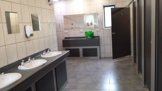 Beech Croft Farm: Toilet/Shower Facility
