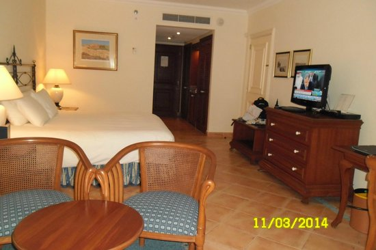 Hilton Malta: room 421