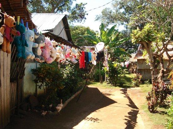 Orangea Village : Il villaggio vicino