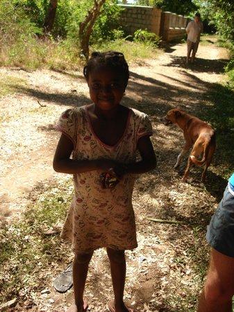 Orangea Village : bellissima bimba malgascia