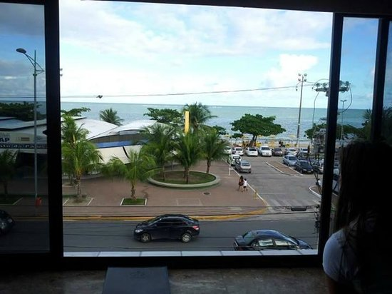 Linx Hotel Sete Coqueiros: Vista Mar AP 401
