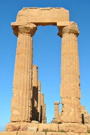 Valley of the Temples (Valle dei Templi): templi 1