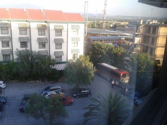 Best Western Park Hotel: Vista dalla stanza 4°piano