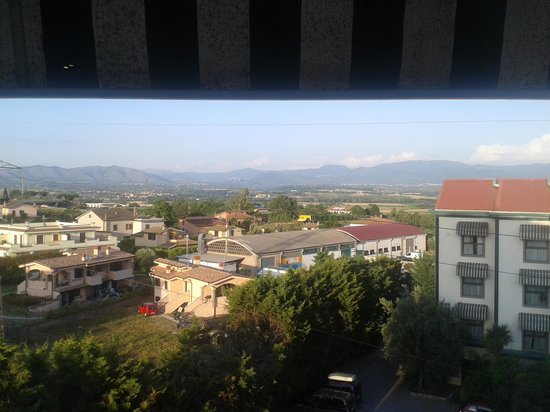 Best Western Park Hotel: Vista dall stanza 4°Piano