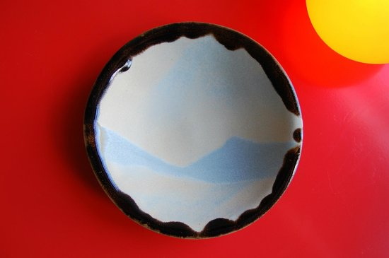 Learn to Throw on the Potter's Wheel Day Courses @ Alex Allpress Pottery School: Beautifully Inspired Plates and Bowls from the Wye Valleys
