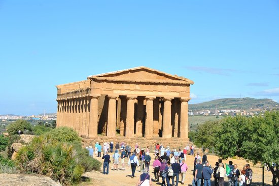 Valley of the Temples (Valle dei Templi): templi 3