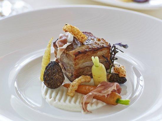 Plato's Restaurant: Porchetta