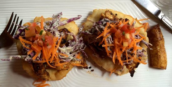 Elvi's Kitchen: Belizean Fish Tacos
