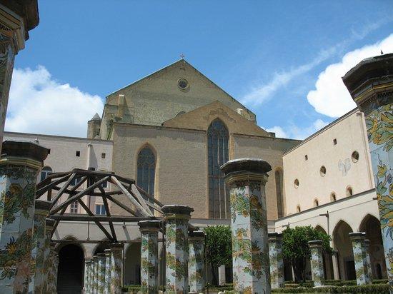 Centro Storico : La Chiesa di Santa Chiara