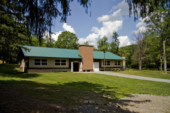 YMCA Camp Coffman : Dining Hall available for events at Camp Coffman
