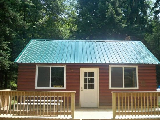 YMCA Camp Coffman : Oneida Rental Cabin at Camp Coffman