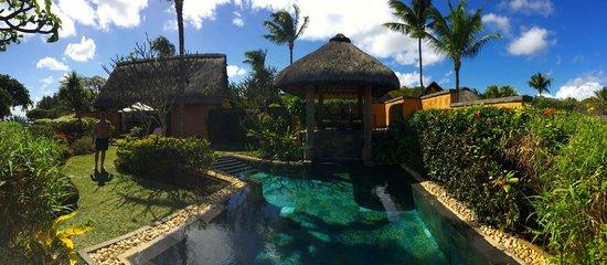 The Oberoi, Mauritius: pool 205