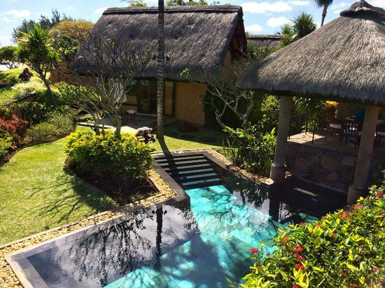 The Oberoi, Mauritius: Luxury pool villa 205