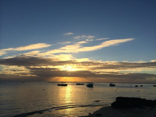 The Oberoi, Mauritius: Sunset