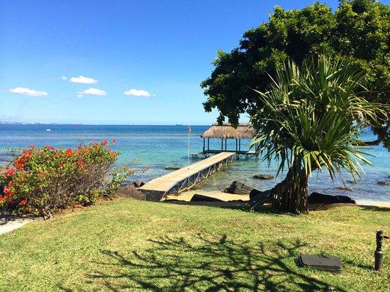 The Oberoi, Mauritius: beach