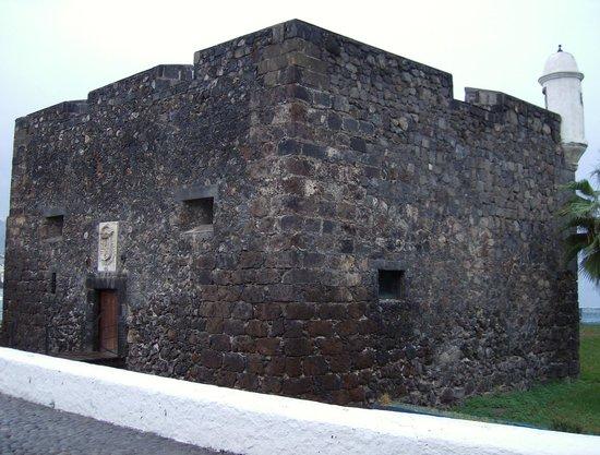 Castillo de San Felipe: Castelo.