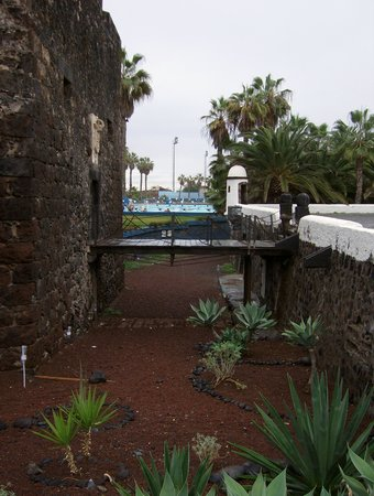 Castillo de San Felipe: Ponte.