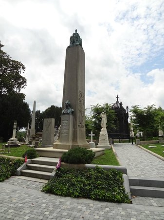 Hollywood Cemetery : President John Tyler