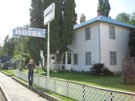 The Oregon Hotel Mitchell Or Reviews