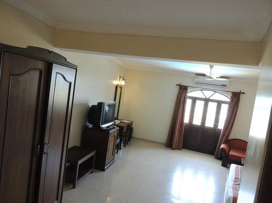 Nazri Resort Hotel: delux room