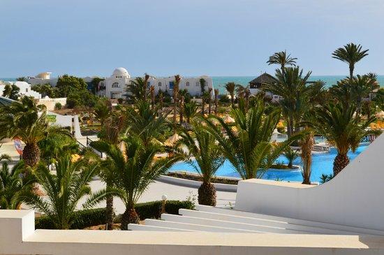 Djerba Holiday Beach : View room