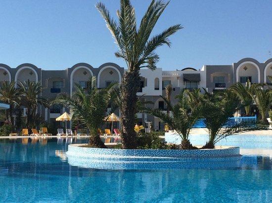 Djerba Holiday Beach : Pool