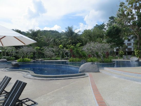 Bintang Flores Hotel: Schöner sauberer Pool